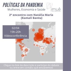 2º Políticas da Pandemia: Mulheres, Economia e Saúde