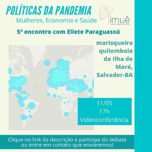 5º Políticas da Pandemia: Mulheres, Economia e Saúde