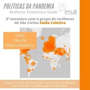 3º Políticas da Pandemia: Mulheres, Economia e Saúde